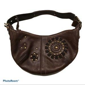Rare Coach Mia Hobo purse